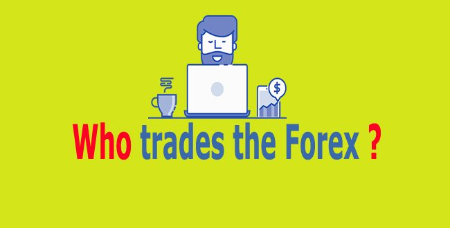 who trades the forex