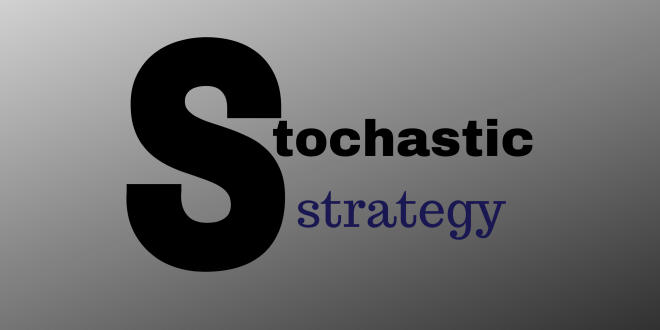 Stochastic trading strategy