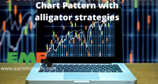 Chart Pattern with alligator strategies