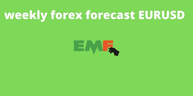 weekly forex forecast EURUSD (1)